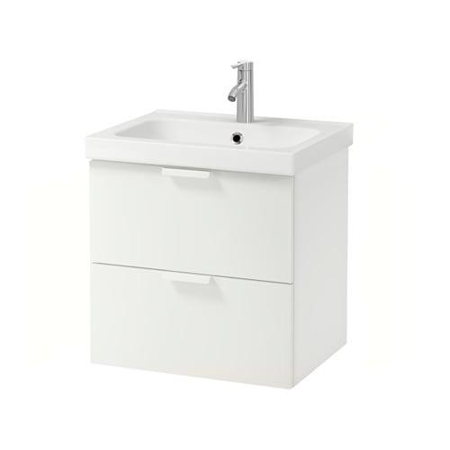 Attirant GODMORGON / ODENSVIK   790.235.03   Sink Cabinet With 2 Drawers, White | By  IKEA Of Sweden/Magnus Elebäck