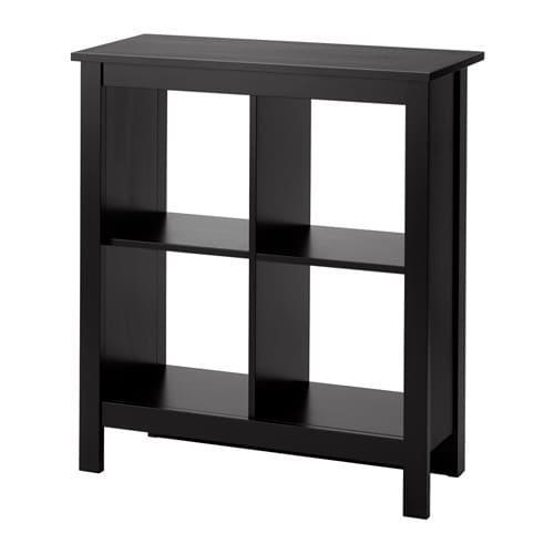 outlet store 3a251 6aca7 TOMNÄS - 603.224.65 - Shelf unit, black-brown | by Ikea